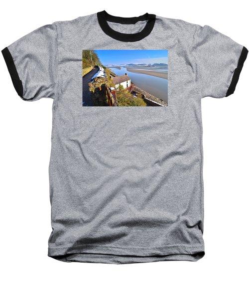 Dylan Thomas Boathouse 2 Baseball T-Shirt