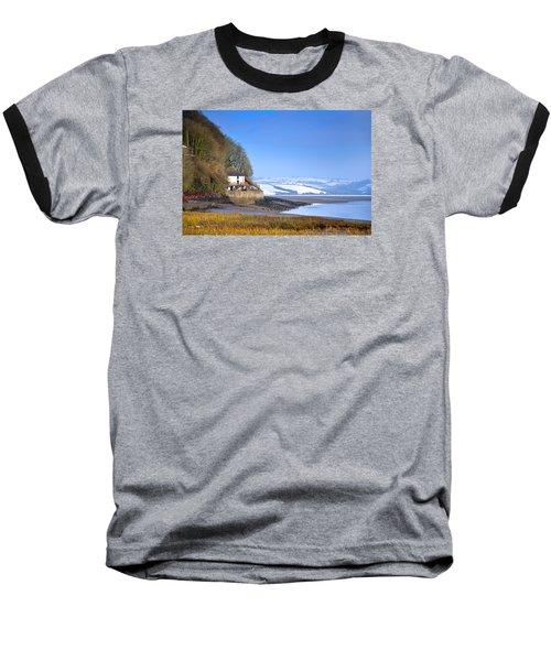 Dylan Thomas Boathouse 3 Baseball T-Shirt