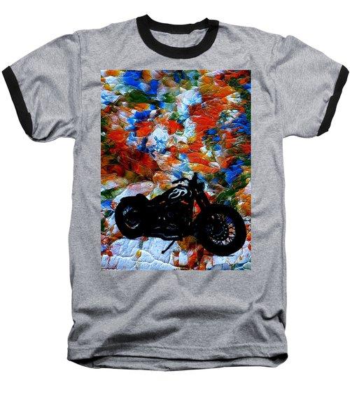 Dyna-might Baseball T-Shirt