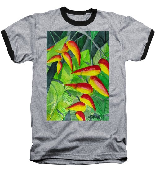 Dynamic Halakonia Baseball T-Shirt