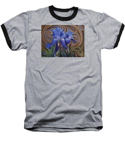 Dynamic Iris Baseball T-Shirt