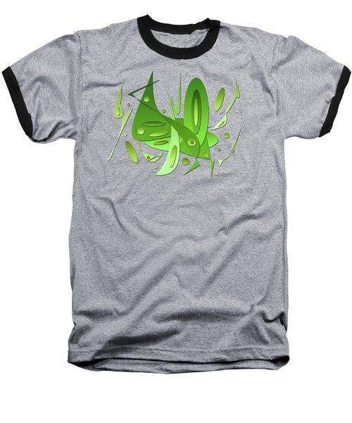 Dynamic Nature Baseball T-Shirt