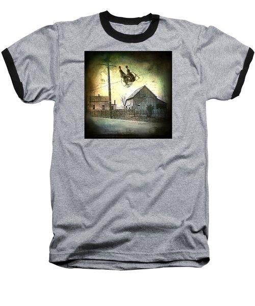 Dynamite Barn Baseball T-Shirt