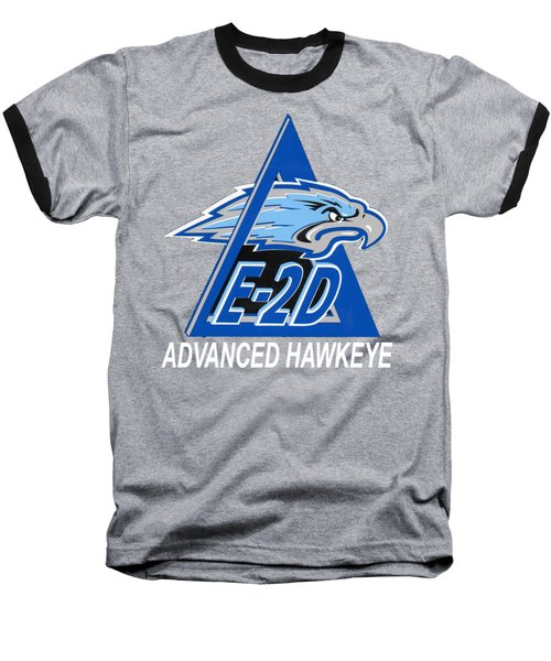 E-2d Advanced Hawkeye Baseball T-Shirt