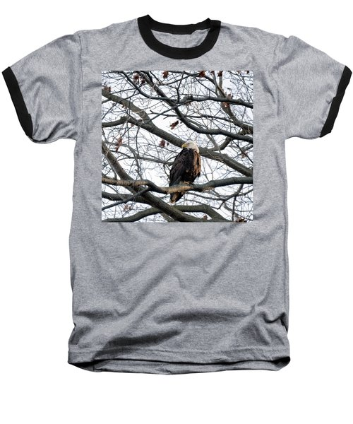 Eagel 0 Baseball T-Shirt