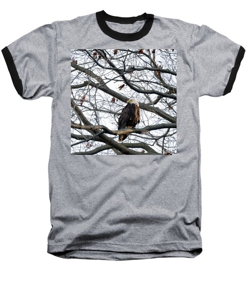 Eagel 0 Baseball T-Shirt