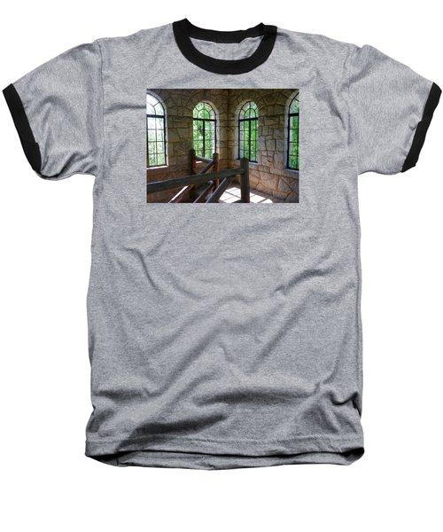 Eagel Rock View Baseball T-Shirt