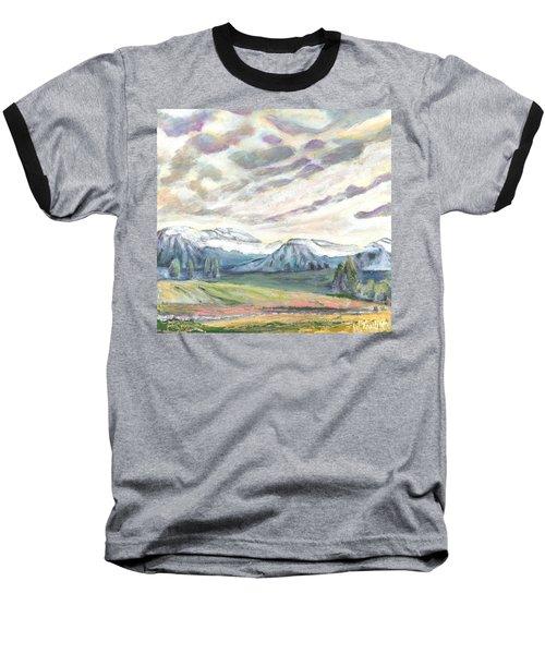 Eager Expectation Baseball T-Shirt