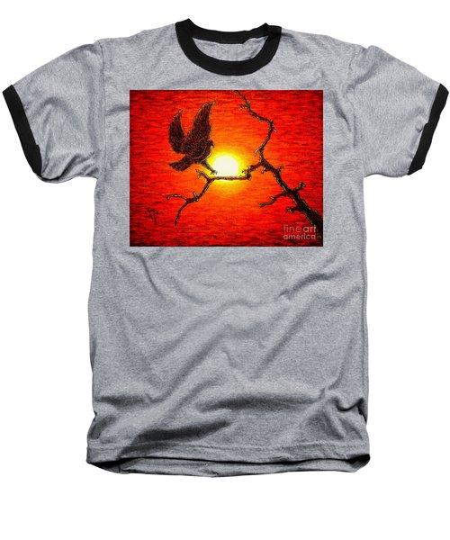 Eagle B2 Baseball T-Shirt