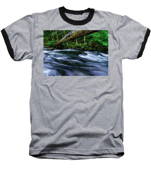 Eagle Creek Rapids Baseball T-Shirt