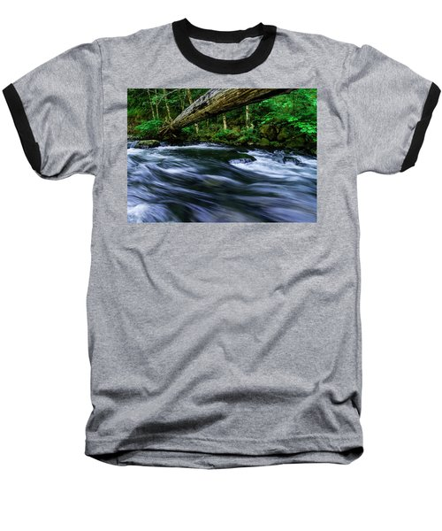 Eagle Creek Rapids Baseball T-Shirt