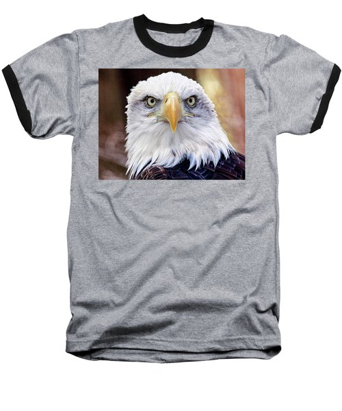 Eagle Eyes Baseball T-Shirt