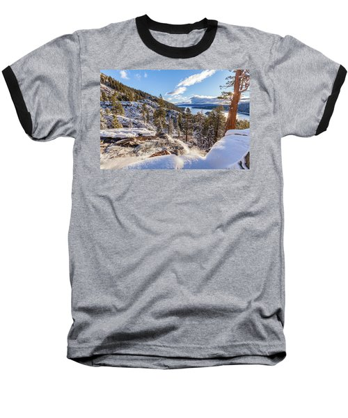Eagle Falls Baseball T-Shirt