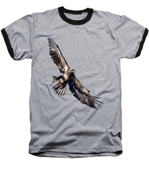 Eagle Baseball T-Shirt by Greg Norrell