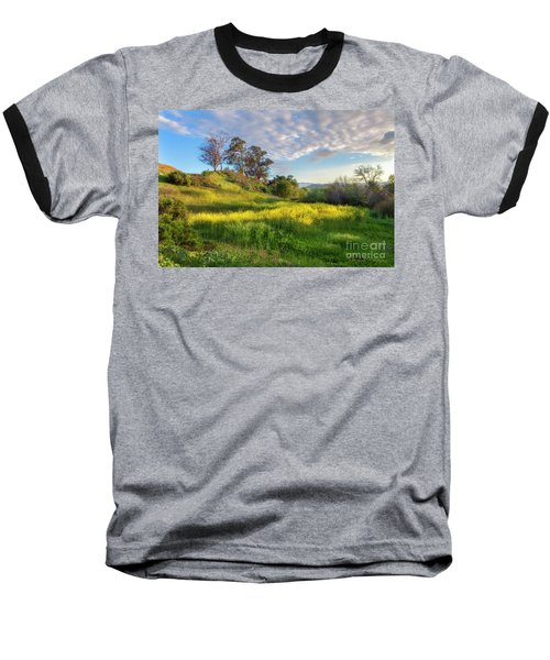 Eagle Grove At Lake Casitas In Ventura County, California Baseball T-Shirt