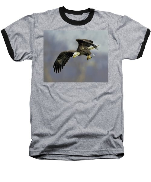 Eagle Power Dive Baseball T-Shirt