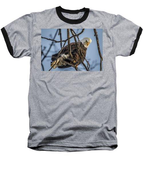 Eagle Power Baseball T-Shirt