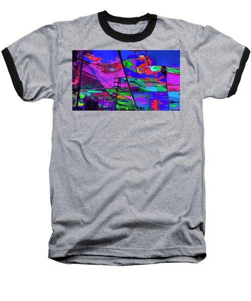 Eagle Rock Back Yard Baseball T-Shirt