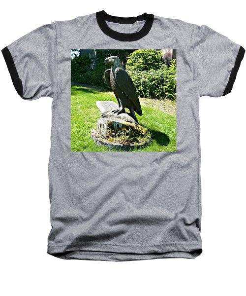 Eagle Totem Baseball T-Shirt