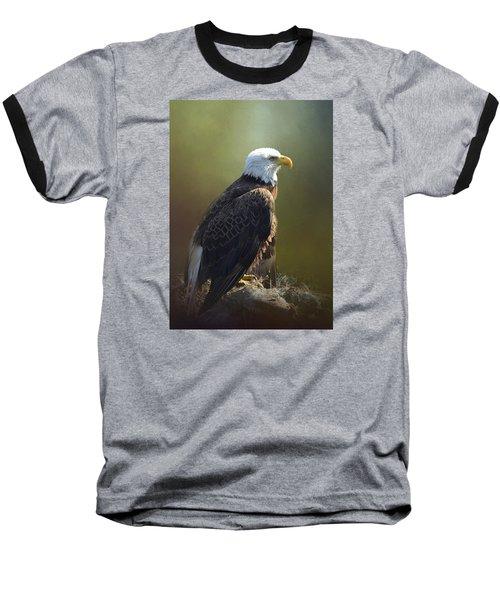 Eagles Rest Ministries Baseball T-Shirt