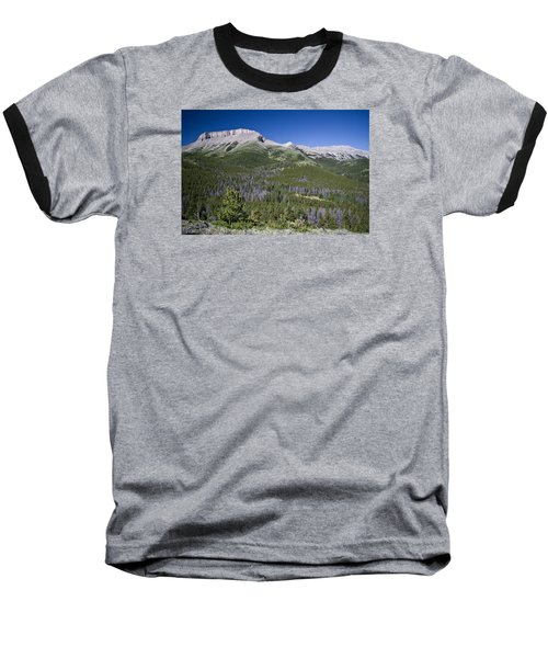 Ear Mountain, Montana Baseball T-Shirt