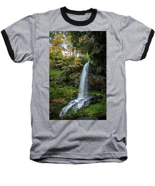 Early Autumn At Dry Falls Baseball T-Shirt