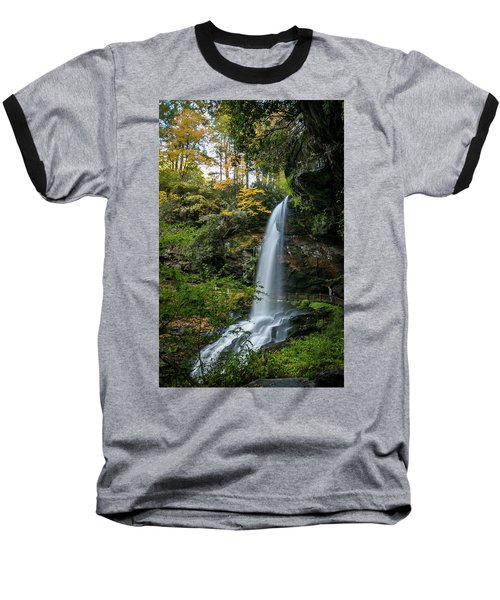 Early Autumn At Dry Falls Baseball T-Shirt