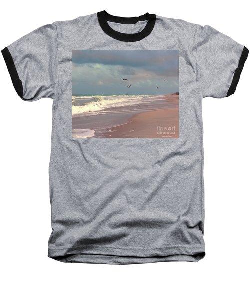 Early Evening Baseball T-Shirt by Megan Dirsa-DuBois
