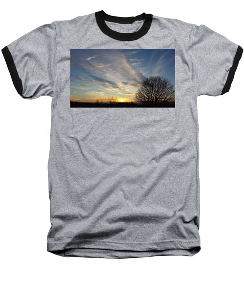 Early Evening Baseball T-Shirt