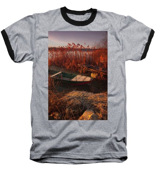 Early In The Morning Baseball T-Shirt