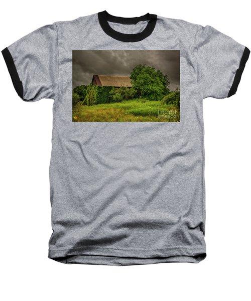 Early Monring Rain Baseball T-Shirt