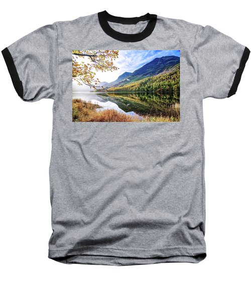 Early Morning Buttermere Baseball T-Shirt