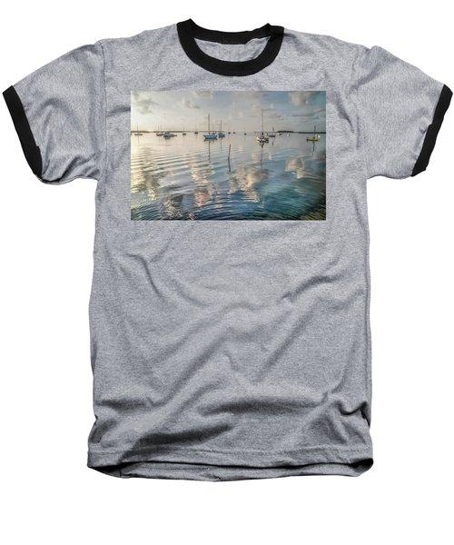 Early Morning Calm Baseball T-Shirt