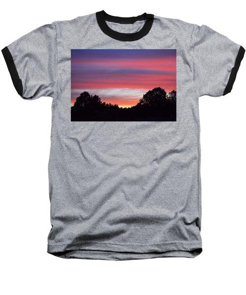 Early Morning Color Baseball T-Shirt