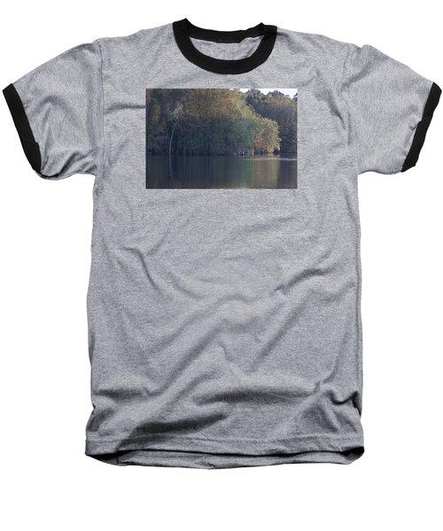 Early Morning Cove - Lake Marion Baseball T-Shirt