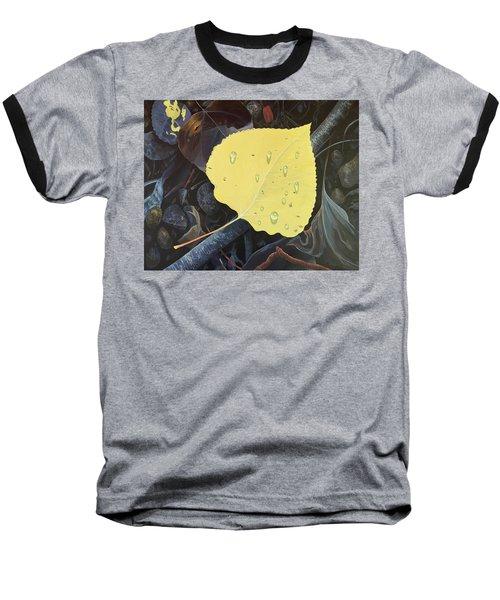 Early Morning Dew Baseball T-Shirt