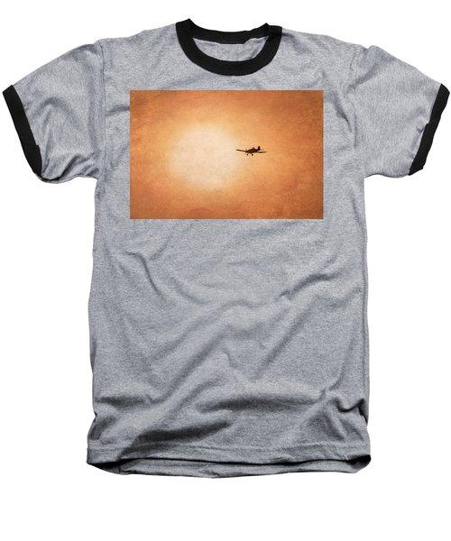 Early Morning Flight Baseball T-Shirt