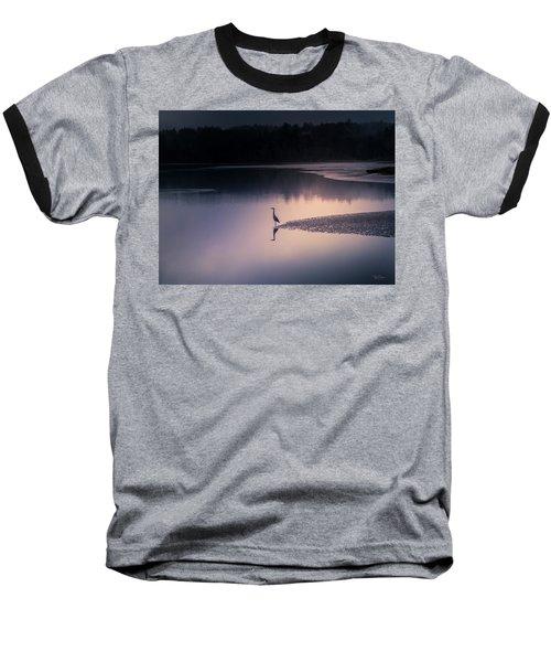 Early Morning Greeter Baseball T-Shirt