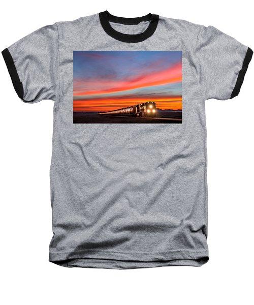 Early Morning Haul Baseball T-Shirt