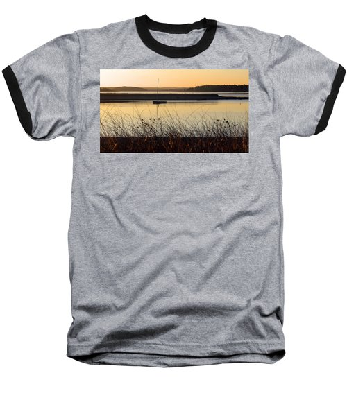 Early Morning Haze Baseball T-Shirt