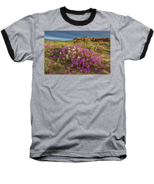 Baseball T-Shirt featuring the photograph Early Morning Light Super Bloom by Peter Tellone