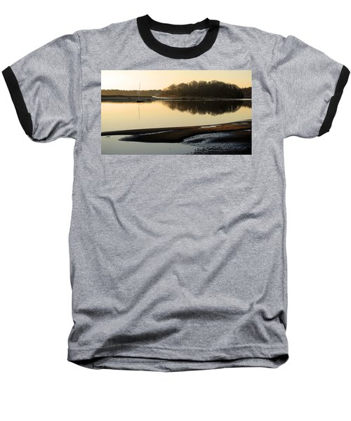Early Morning Reflections  Baseball T-Shirt