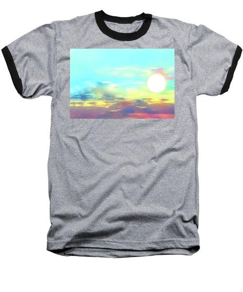 Early Morning Rise- Baseball T-Shirt