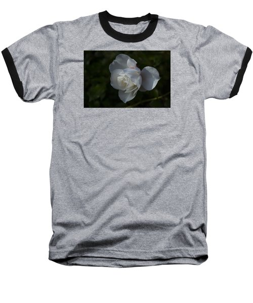 Early Morning Rose Baseball T-Shirt