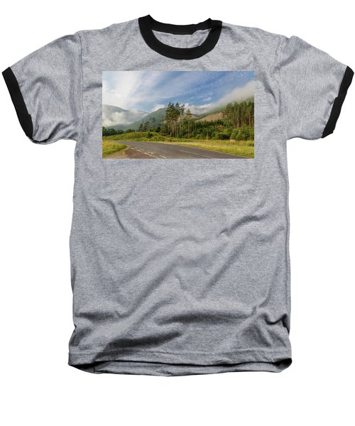 Baseball T-Shirt featuring the photograph Early Morning by Sergey Simanovsky
