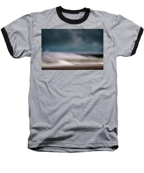 Early Spring At Nauset Beach Baseball T-Shirt