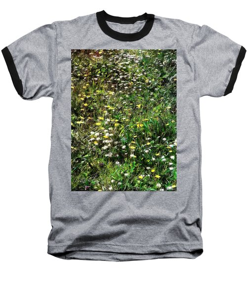 Early Spring Beauty In Umbria Baseball T-Shirt