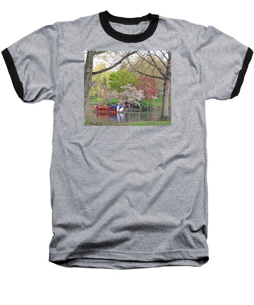 Early Spring Boston Baseball T-Shirt