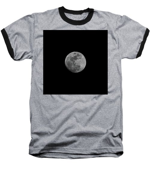 Early Spring Moon 2017 Baseball T-Shirt by Jason Coward