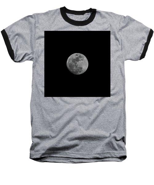 Early Spring Moon 2017 Baseball T-Shirt